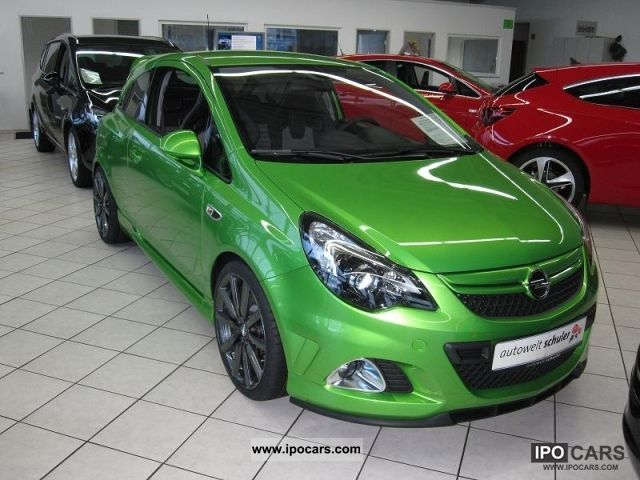 2011 opel corsa d 1 6 turbo opc n rburgring edition car. Black Bedroom Furniture Sets. Home Design Ideas