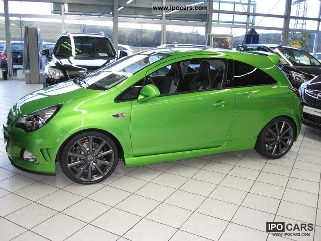2011 opel corsa d 1 6 turbo opc n rburgring edition car photo and specs. Black Bedroom Furniture Sets. Home Design Ideas