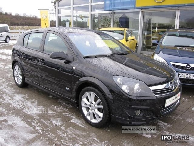 2008 opel astra h 1 8 innovations top equipment car. Black Bedroom Furniture Sets. Home Design Ideas
