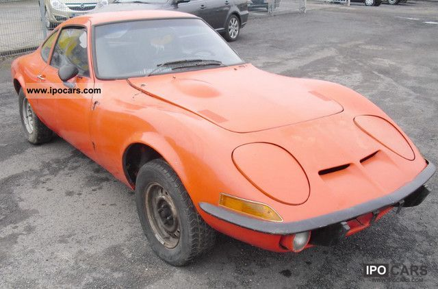 Opel  GT 1972 Vintage, Classic and Old Cars photo
