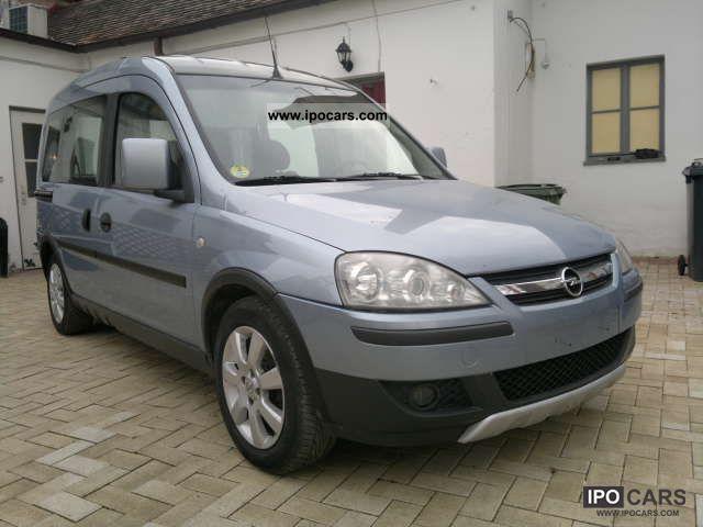 2005 Opel  1.3 cdti climate Estate Car Used vehicle photo