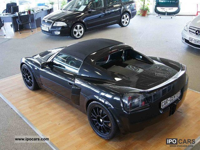 2003 Opel  Speedster 2.0 Turbo from 1.Hand Cabrio / roadster Used vehicle photo