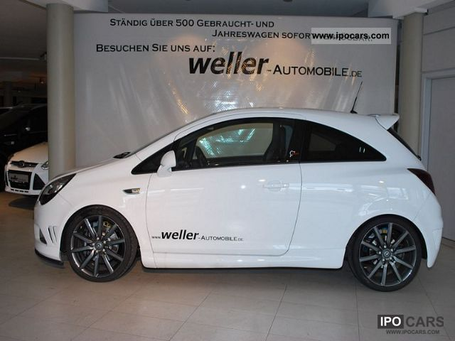 2012 opel corsa opc n rburgring edition 1 6 air. Black Bedroom Furniture Sets. Home Design Ideas
