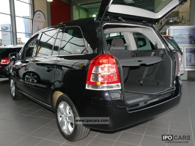 2011 opel zafira design edition 1 7 cdti air cruise control car photo and specs. Black Bedroom Furniture Sets. Home Design Ideas