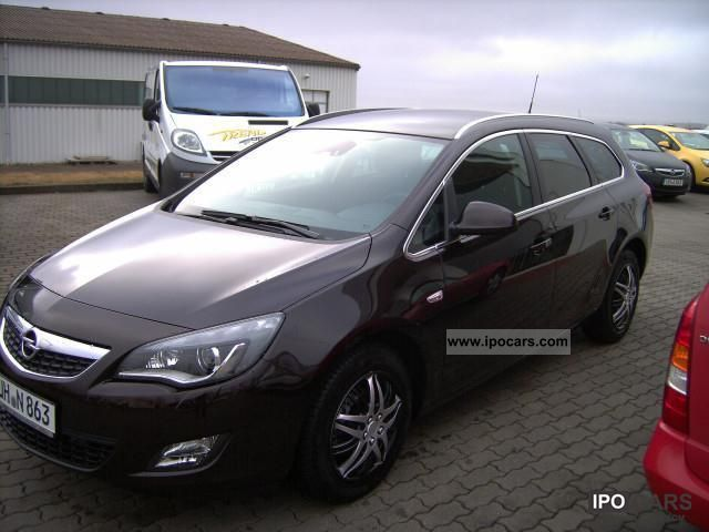 2012 opel astra sports tourer 1 4 turbo innovation car photo and specs. Black Bedroom Furniture Sets. Home Design Ideas