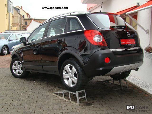 2007 opel antara 4x4 eu4 climate control heated. Black Bedroom Furniture Sets. Home Design Ideas
