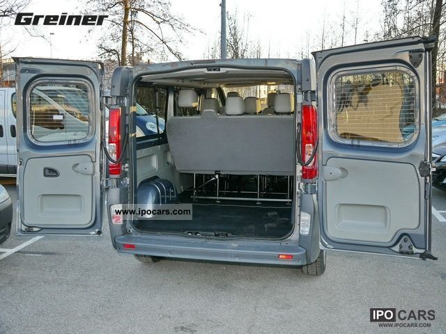 2011 Opel Vivaro 2 5 Cdti L2h1 Central Car Photo And Specs