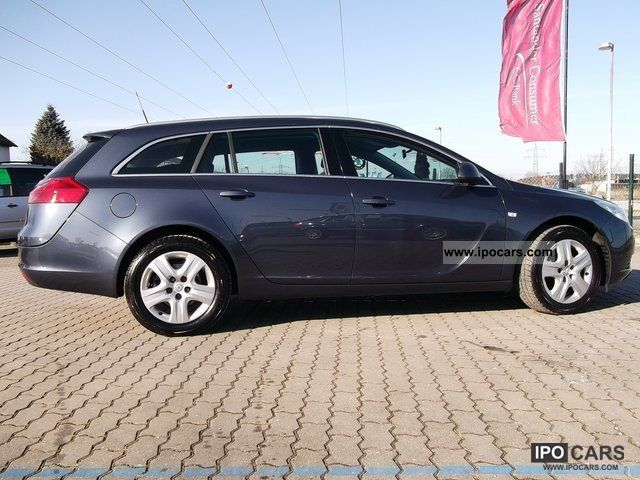 2010 Opel Insignia 1 8 Cruise Control Automatic Air