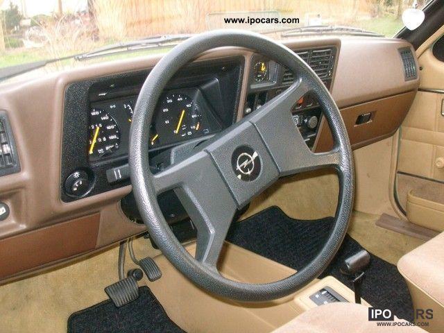 1983 Opel Kadett D 1 3 Luxury Automatik 1hand 59000