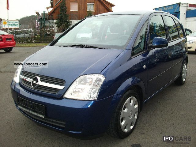 2004 Opel  1.7 CDTI (EURO 4) Van / Minibus Used vehicle photo