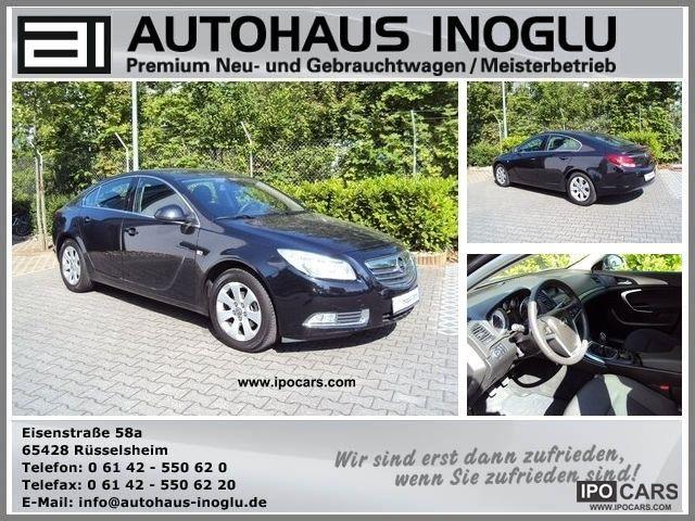 2010 Opel  5-door hatchback Insignia 2.0 CDTI ecoFLEX Limousine Used vehicle photo