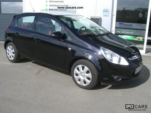 Opel Corsa D 1 4 Twinport Edition 2010 Used Vehicle Photo