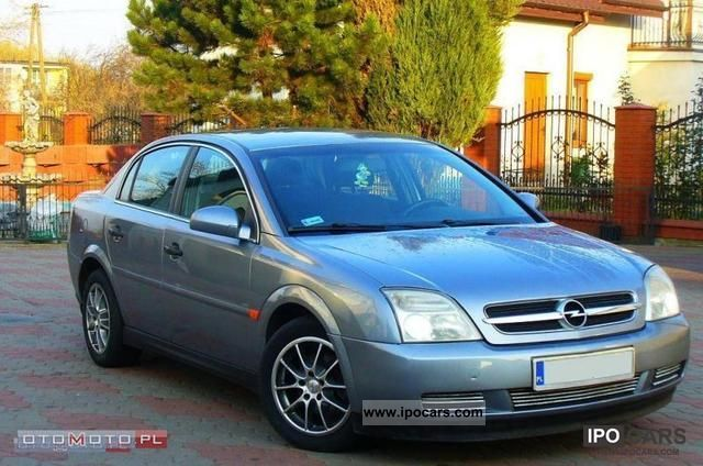 2003 Opel  * Vectra DTI, AIR CONDITIONING, XENON, ALUFL, ZARJSTR Limousine Used vehicle photo