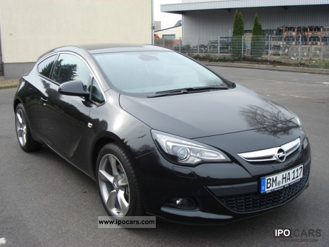 2012 opel astra gtc 1 4 turbo ecoflex start stop car. Black Bedroom Furniture Sets. Home Design Ideas