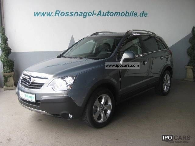 2011 Opel  Antara 2.0 CDTI Cosmo, leather, Navi, Xenon Off-road Vehicle/Pickup Truck Used vehicle photo