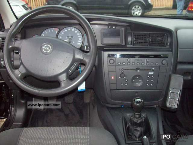 2001 Opel Omega 22 Dti Car Photo And Specs