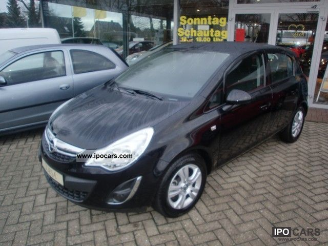 2011 Opel  CORSA D 1.2 ecoFLEX CLIMATE, ALUMINIUM Small Car Used vehicle photo