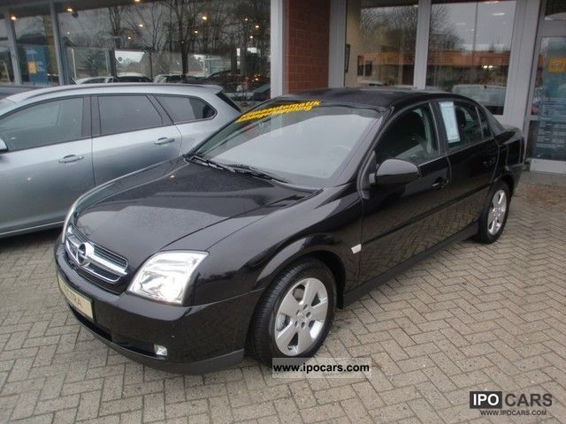 2004 Opel  VECTRA C ELEGANCE 1.8 5-G 4türig Limousine Used vehicle photo
