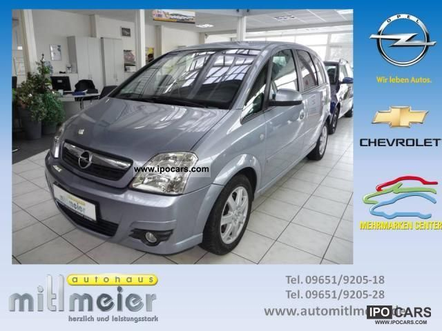 2008 Opel  A Meriva 1.7 CDTI 74KW Limousine Used vehicle photo