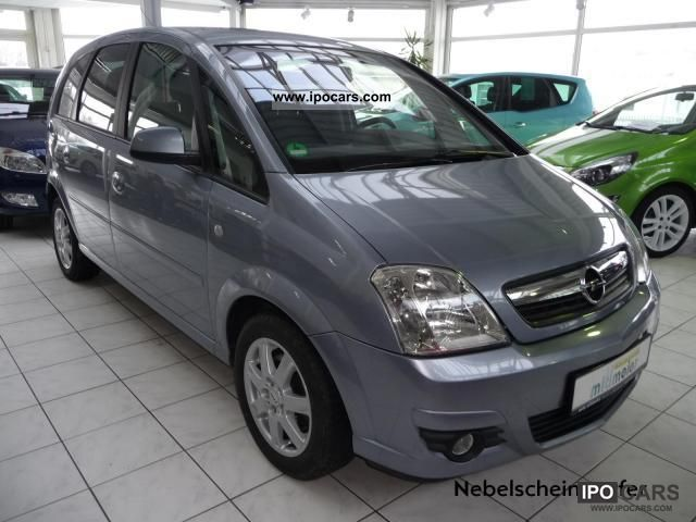 2008 opel a meriva 1 7 cdti 74kw car photo and specs. Black Bedroom Furniture Sets. Home Design Ideas