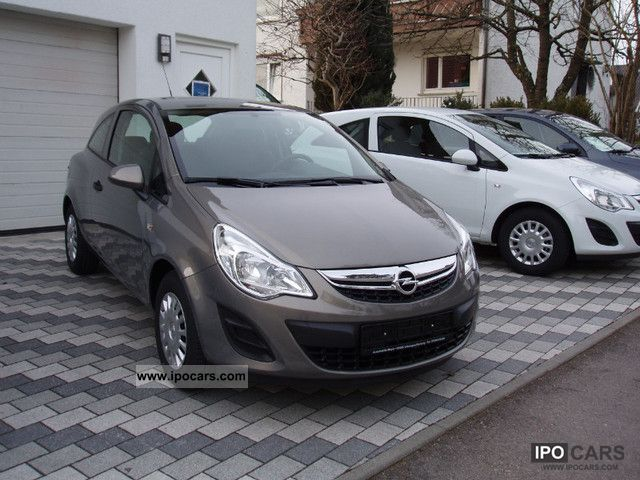 2012 opel corsa 1 2 16 v selection ecoflex car photo. Black Bedroom Furniture Sets. Home Design Ideas