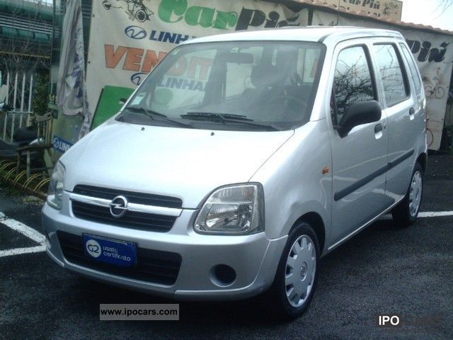 2006 Opel  Agila 1.2 16V 80cv Fashion Line Small Car Used vehicle photo