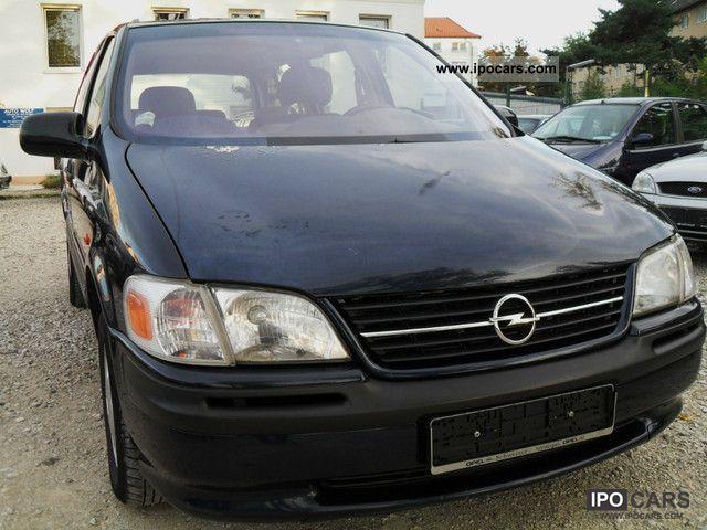 Wagon Opel Sintra