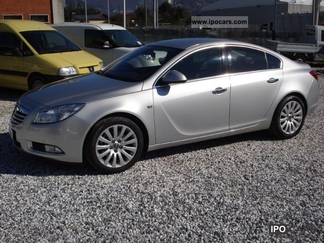 2010 opel insignia 2 0 cdti 160cv 4p aut cosmo car photo and specs. Black Bedroom Furniture Sets. Home Design Ideas