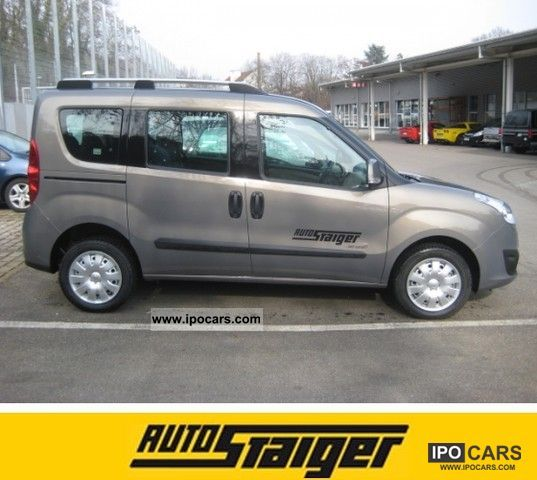 2012 opel combo edition car photo and specs. Black Bedroom Furniture Sets. Home Design Ideas