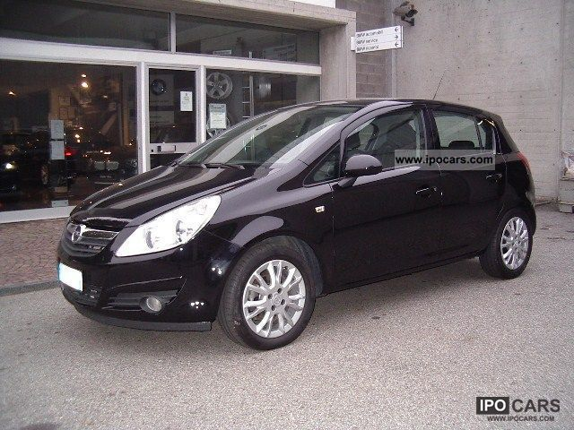 2009 opel corsa 1 3 cdti 75cv ecof 5p cosmo 2009 05u003e 2 car photo and specs. Black Bedroom Furniture Sets. Home Design Ideas