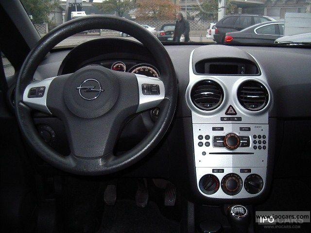 2009 Opel Corsa 1 3 Cdti 75cv Ecof 5p Cosmo 2009 05