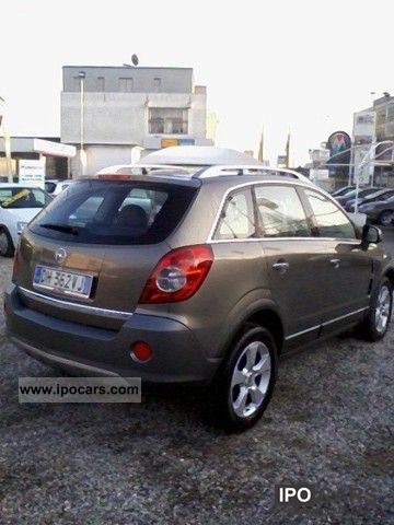 2007 opel antara car photo and specs. Black Bedroom Furniture Sets. Home Design Ideas