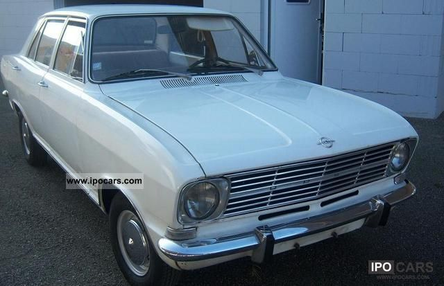 Opel  Cadet 1969 Vintage, Classic and Old Cars photo