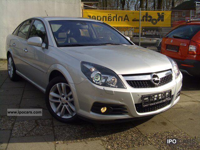 2008 Opel  Vectra 2.2 Aut.Business.Executive.Navi.Xen.Leder Limousine Used vehicle photo
