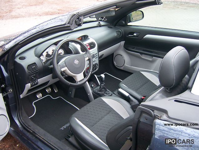 Nissan Tires And Rims 2007 Opel Tigra Twin Top 1.8 Rare interiors Cabrio / roadster Used ...