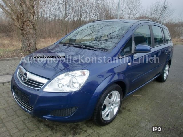 2009 opel zafira 1 9 cdti automatic car photo and specs. Black Bedroom Furniture Sets. Home Design Ideas