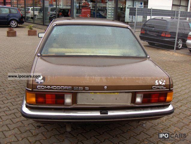 Berlin City Kia >> 1979 Opel Sedan S-Berlin-4 doors, \ - Car Photo and Specs