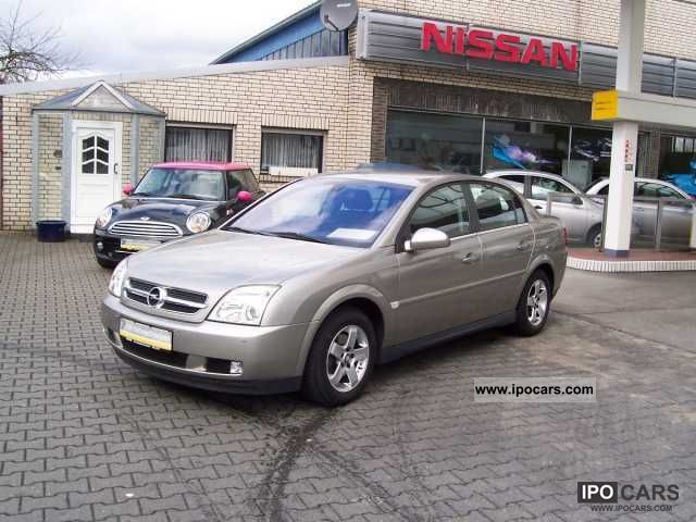 2004 Opel Vectra C Hatchback 1 8 Car Photo And Specs
