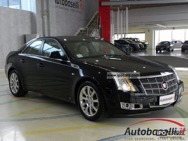 2009 opel insignia cadillac cts 3 6 v6 automatic. Black Bedroom Furniture Sets. Home Design Ideas