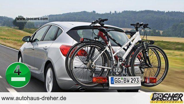 2012 Opel Astra Jubilee Bike With Bike Rack Free Nsw Car