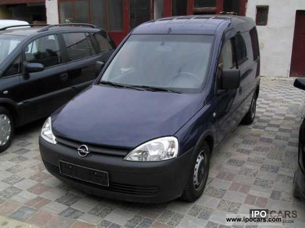 Opel  Combo box CNG, special prices! 2009 Compressed Natural Gas Cars (CNG, methane, CH4) photo