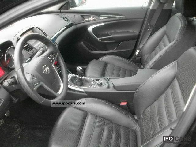 2010 opel insignia 2.0 turbo sport 4x4 - car photo and specs