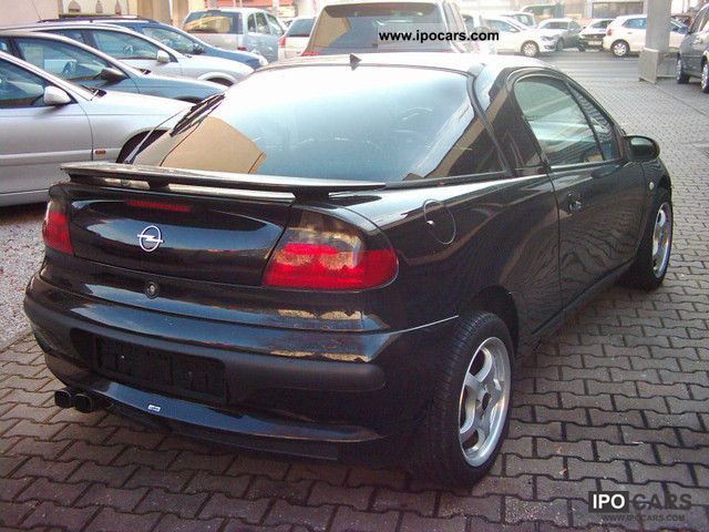 2000 opel tigra 16v sport leather climate shz for Interieur opel tigra 2000