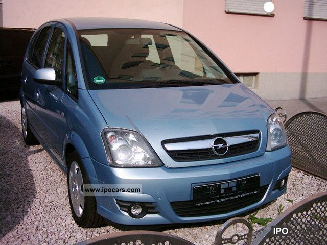 2008 opel meriva 1 7 cdti dpf car photo and specs. Black Bedroom Furniture Sets. Home Design Ideas
