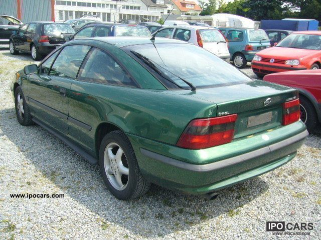 1996 opel calibra v6 automatic klimaanalge top car photo and specs. Black Bedroom Furniture Sets. Home Design Ideas