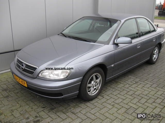 Opel  Omega 2.2 16v I Business Edition lpg/g3 clima 2003 Liquefied Petroleum Gas Cars (LPG, GPL, propane) photo
