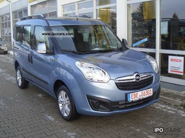 2012 opel combo 1 6 cdti edition pdc car photo and specs. Black Bedroom Furniture Sets. Home Design Ideas