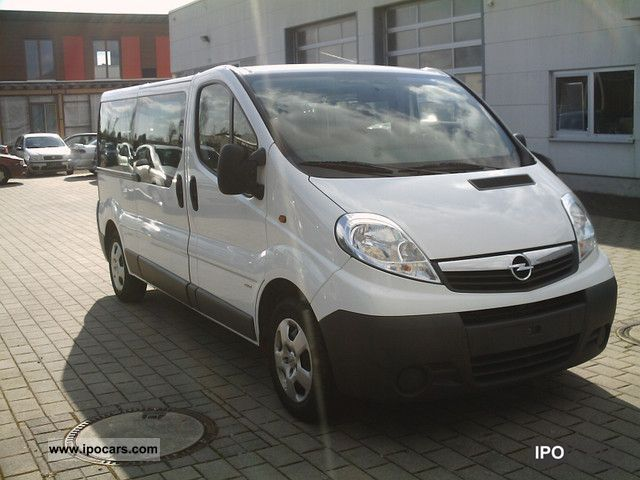 2011 opel vivaro 2 0 cdti l2h1 9 sitzer car photo and specs. Black Bedroom Furniture Sets. Home Design Ideas