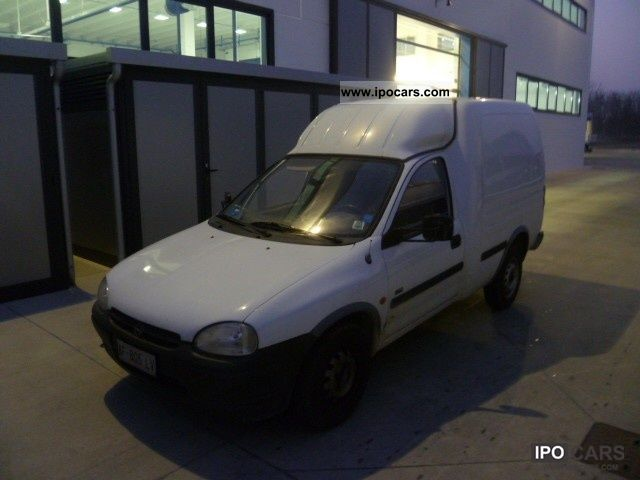 1995 Opel  1.7 D Combo Other Used vehicle photo