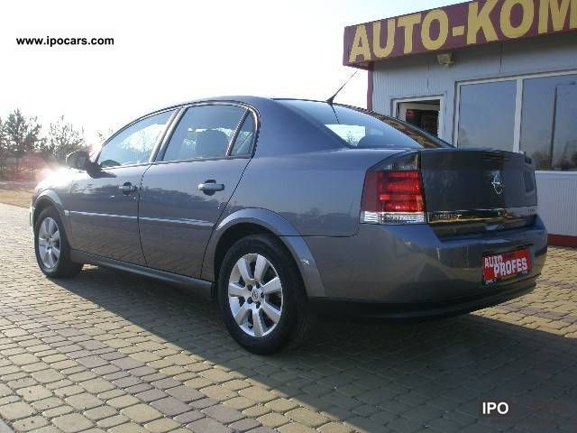 2004 opel vectra car photo and specs. Black Bedroom Furniture Sets. Home Design Ideas